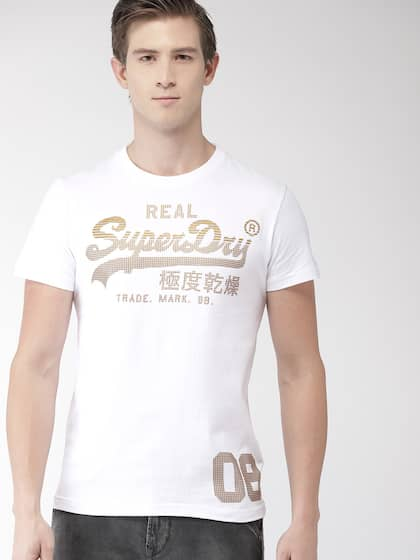 00fd3c10b8a White Tshirts - Buy White Tshirts Online in India