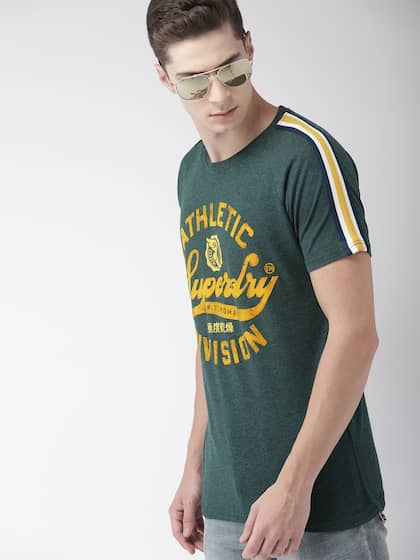 ded7d822 T-Shirts - Buy TShirt For Men, Women & Kids Online in India | Myntra