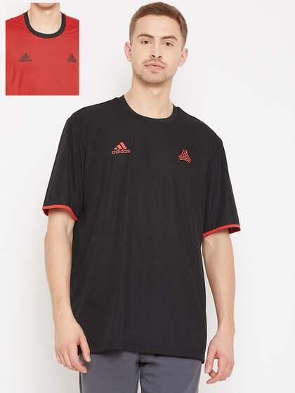 4a2ef0a19f25b Adidas T-Shirts - Buy Adidas Tshirts Online in India