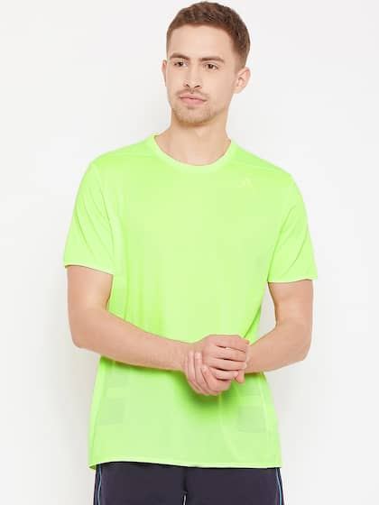 221df0f5ac0 Sports T-shirts - Buy Mens Sports T-Shirt Online in India |Myntra