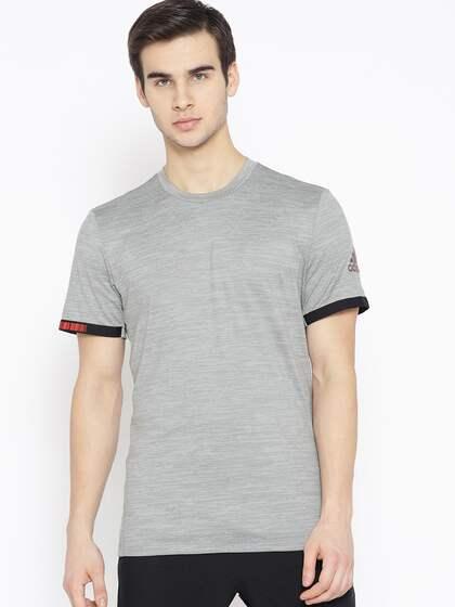 f9093df9f91b Adidas T-Shirts - Buy Adidas Tshirts Online in India | Myntra