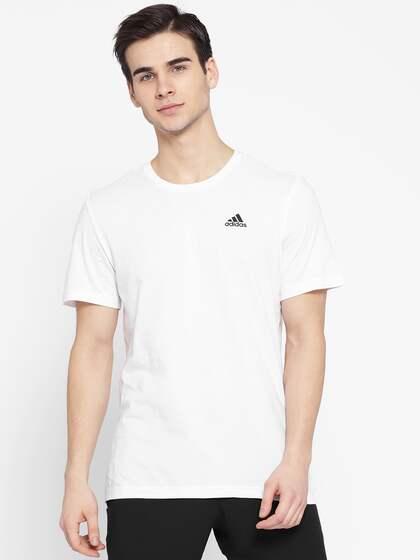 52b69ec307c Adidas T-Shirts - Buy Adidas Tshirts Online in India | Myntra