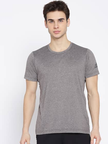 b419a1fa63d2 Sports T-shirts - Buy Mens Sports T-Shirt Online in India |Myntra