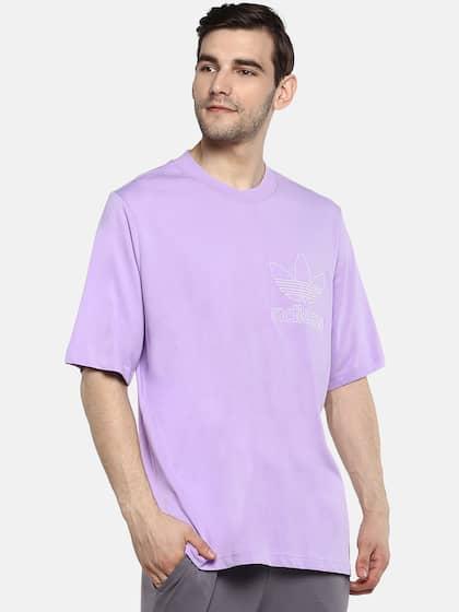 ffe90c4017bef4 Adidas Originals Tshirts - Buy Adidas Originals Tshirts online in India