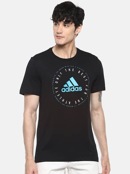 6c260d5c622 Adidas T-Shirts - Buy Adidas Tshirts Online in India | Myntra