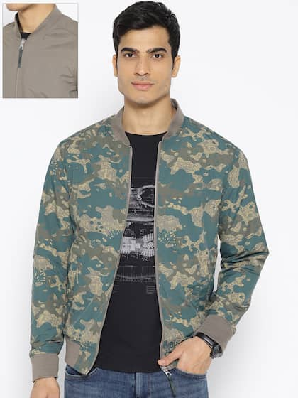14b27691c32fb Bomber Jacket - Buy Bomber Jacket online in India