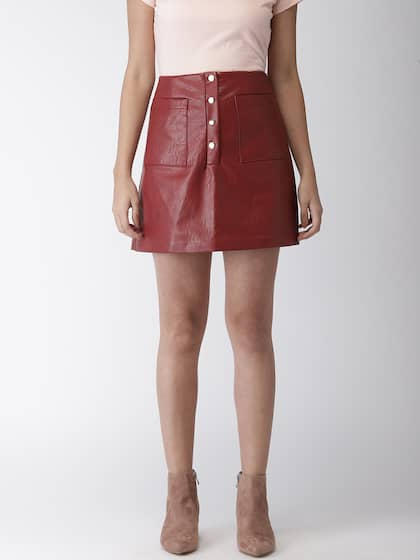 7b2eff6126 Forever 21 Skirts - Buy Forever 21 Skirts online in India