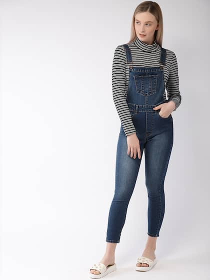 b1b209579f Forever 21 Cotton Dungarees - Buy Forever 21 Cotton Dungarees online ...