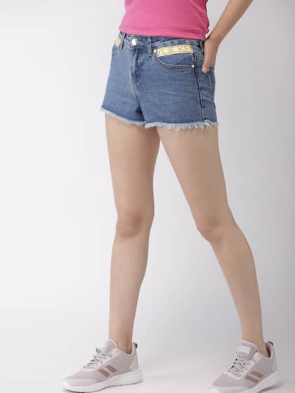 Women s Shorts - Buy Shorts for Women Online in India 418654843