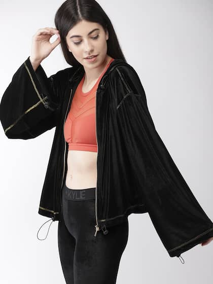 7f66299ddb13 FOREVER 21 Jacket - Buy Trendy FOREVER 21 Jackets Online   Myntra