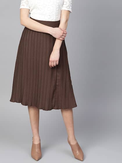 5fc7d7f127 Flared Skirts - Buy Flared Skirts online in India