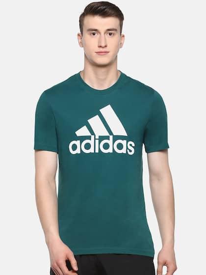 a24b35e057049 Adidas T-Shirts - Buy Adidas Tshirts Online in India | Myntra
