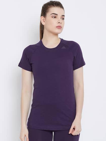50f102b04b7 T-Shirts for Women - Buy Stylish Women's T-Shirts Online | Myntra