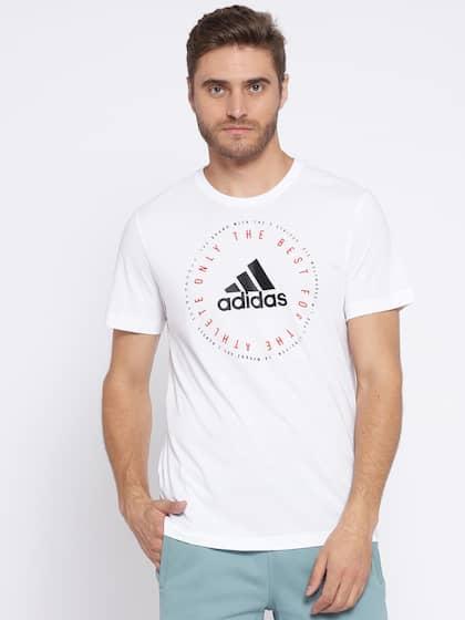 9025a31153 Adidas T-Shirts - Buy Adidas Tshirts Online in India | Myntra