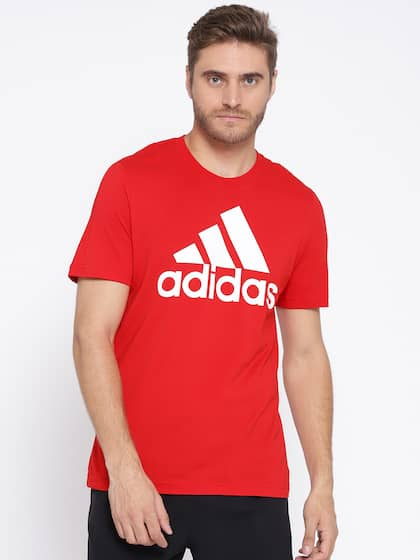 f36a7804 Sports T-shirts - Buy Mens Sports T-Shirt Online in India  Myntra