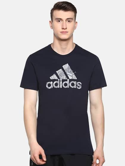 c85144d9c Adidas T-Shirts - Buy Adidas Tshirts Online in India | Myntra