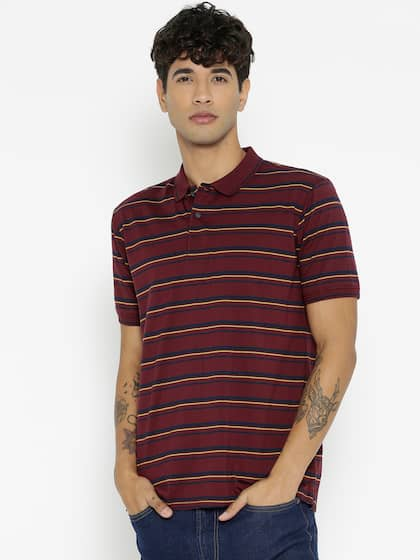 1e39c1fa Polyester Tshirts - Buy Polyester Tshirts online in India