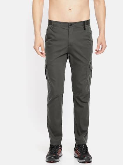 07dd75c075 Cargo Pants For Men - Buy Latest Trendy Cargo Pants Online | Myntra