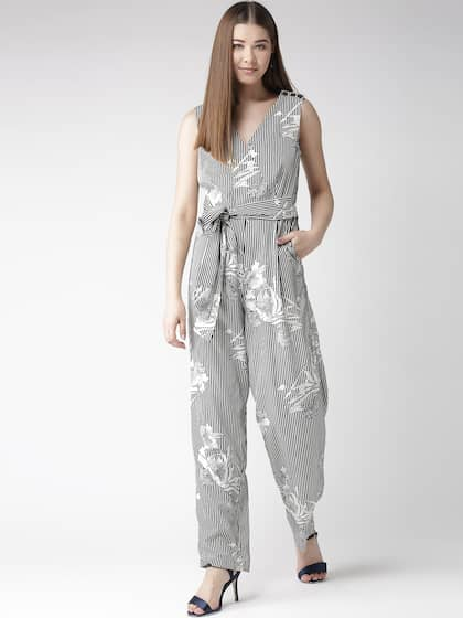 055dfb075ad1 White Jumpsuit - Buy White Jumpsuit online in India