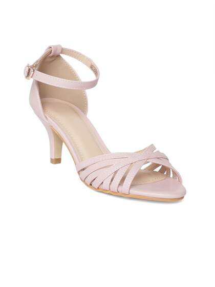 6268db9e89a Pink Heels - Buy Pink Heels Online in India