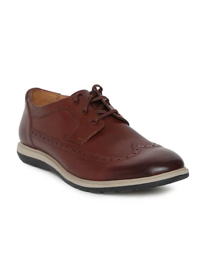 adca2964ed4 CLARKS - Exclusive Clarks Shoes Online Store in India - Myntra