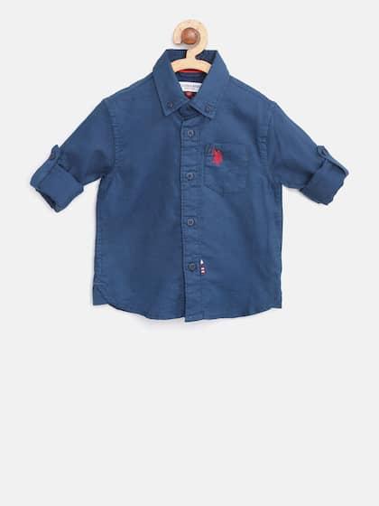dbcfdb2b7c5f Boys Shirts- Buy Shirts for Boys online in India