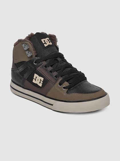 Crisis Leather Shoes for Men ADYS100029 | DC Shoes