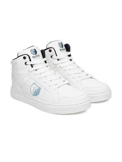 89964c55a2fc White Shoes - Buy White Shoes Online in India