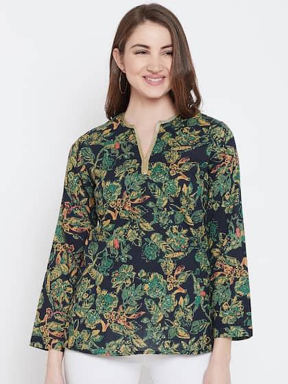 c803ebd3199 Ethnic Tops - Buy Ethnic Wear for Women Online in India