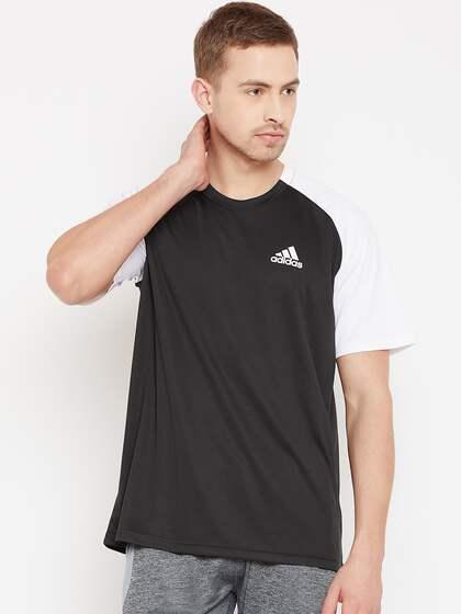 90a3fe93c Adidas T-Shirts - Buy Adidas Tshirts Online in India