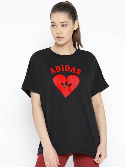 b4ad56b76017d Adidas T-Shirts - Buy Adidas Tshirts Online in India
