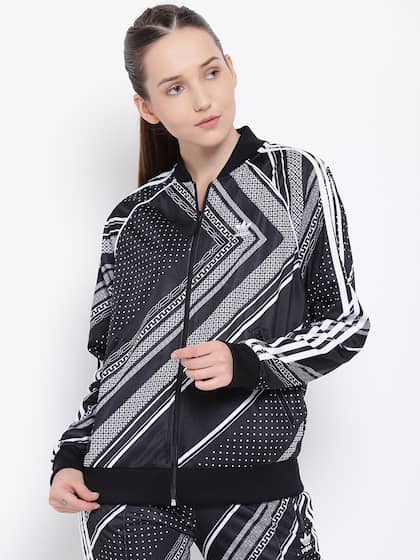 1e14b0aafb01 ADIDAS Originals. Women Striped Sporty Jacket