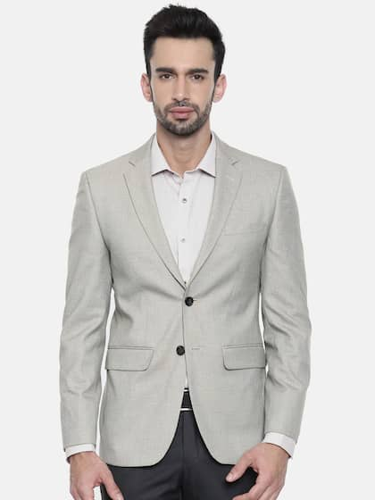 a3322681d93 Peter England. Neo Slim Fit Formal Blazer