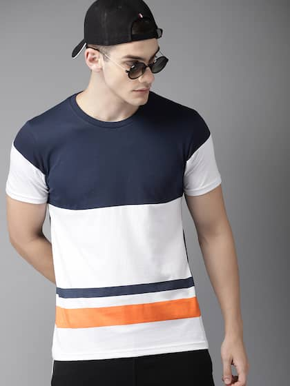 d6caabe0da4 Men T-shirts - Buy T-shirt for Men Online in India