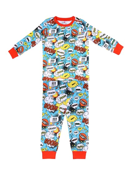 afa349fb71 Boys Night Suits - Buy Boys Night Suits online in India