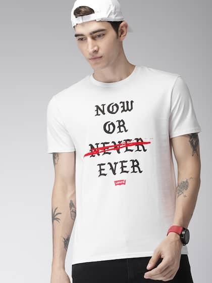 d2d7e917213f71 Levis T-Shirt - Buy Levis T-Shirt for Men   Women Online