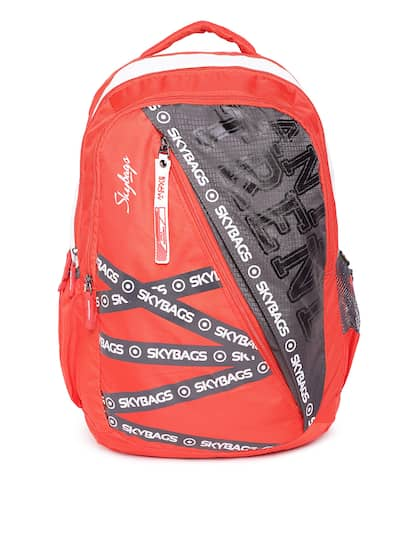 28dc8e889a Skybags. Unisex Typography Backpack