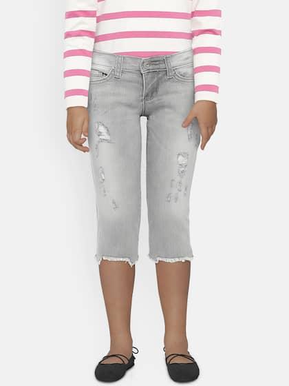 689f3449a Girls Capri - Buy Girls Capri online in India