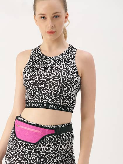 c0104eabfb Crop Tops - Buy Crop Tops Online - Myntra