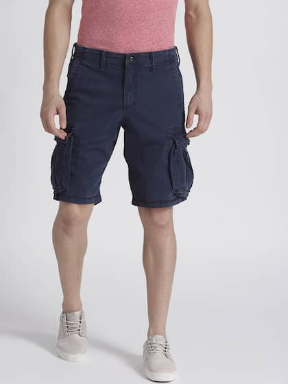 c17f34b1b4912 Cargo Shorts - Buy Cargo Shorts for Men   Women online in India - Myntra