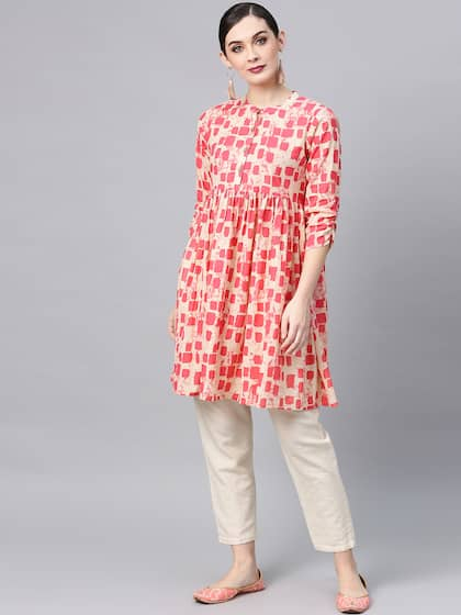7ac6b065b6a Tunics for Women - Buy Tunic Tops For Women Online in India