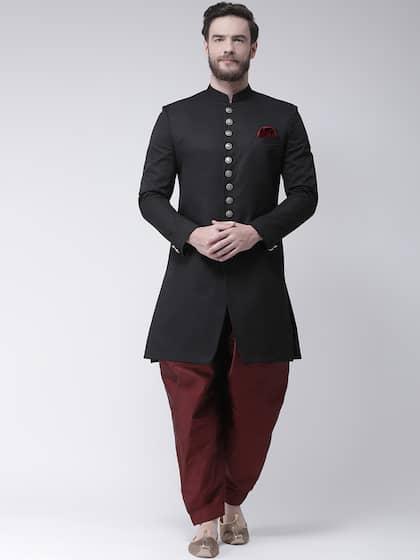 124ee494b Sherwani - Buy Sherwani for Men & Kids Online in India | Myntra