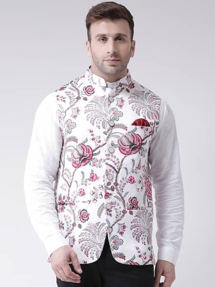 3ba65c34206 Nehru Jackets - Buy Nehru Jackets Online in India