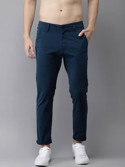 Chinos Buy Chinos for Men & Women Online in India | Myntra