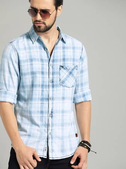 0f8dc4184 Casual Shirts for Men - Buy Men Casual Shirt Online in India