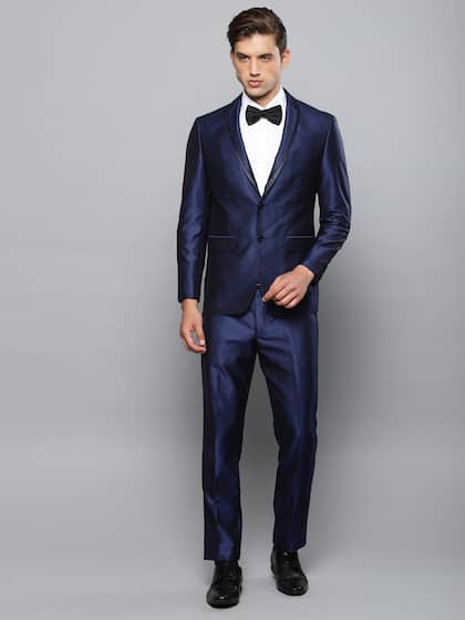 b912c07b Suits for Men - Buy Men Suit & Blazer Online | Myntra