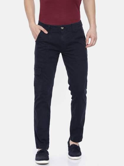 f6197e2c2fa Cargo Pants For Men - Buy Latest Trendy Cargo Pants Online