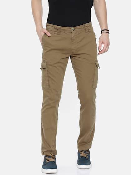 d7417243c70f1 Cargo Pants For Men - Buy Latest Trendy Cargo Pants Online