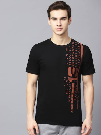 73a8b9019 HRX by Hrithik Roshan. Men Graphic Print T-shirt