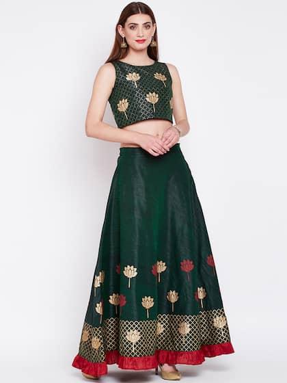 f745e20b9a34 Lehengas - Buy Lehenga for Women   Girls Online in India